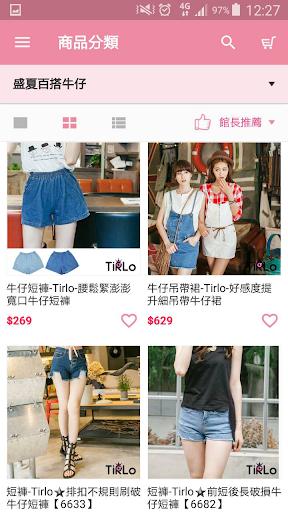 Tirlo-流行女裝