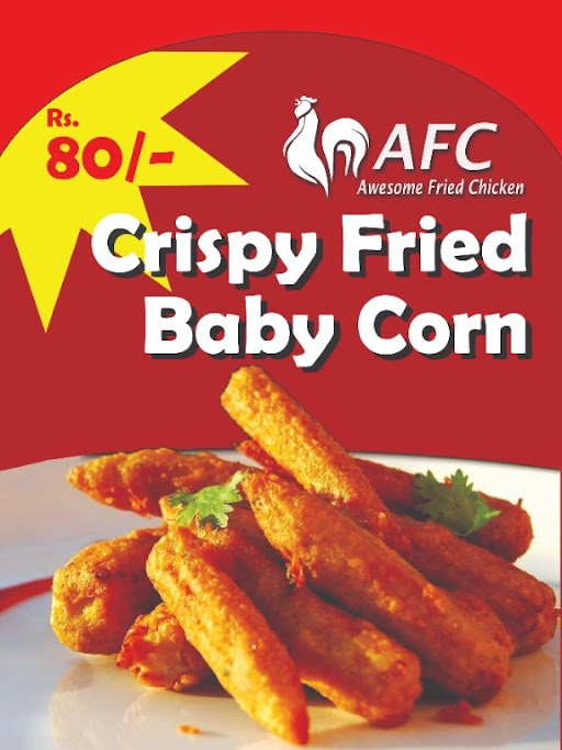 Awesome Fried Chicken menu 3