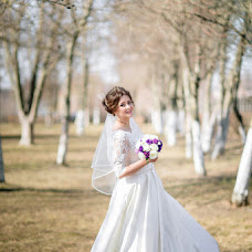 Wedding photographer Olga Tryapicyna (tryolga). Photo of 22.04.2018