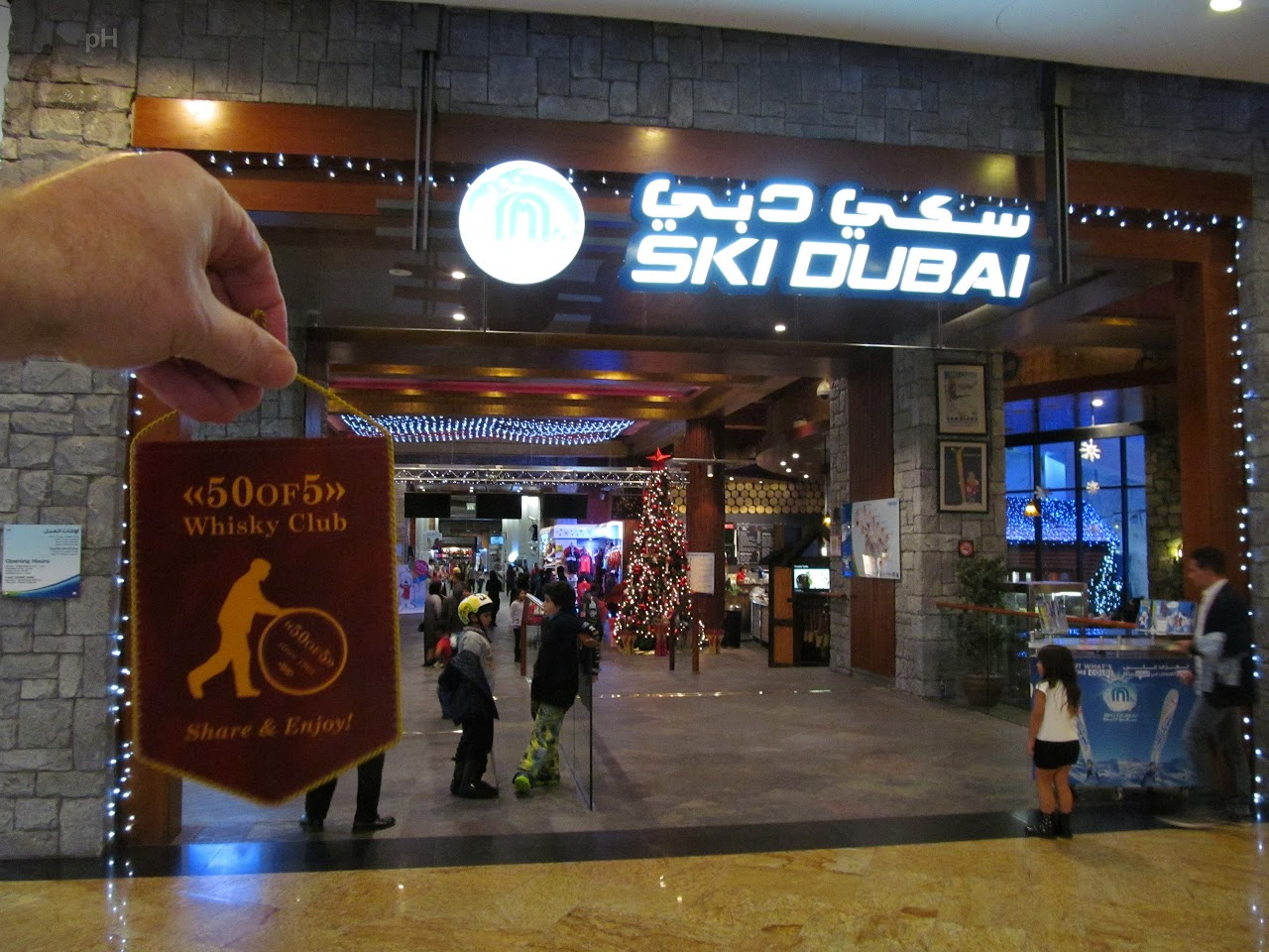 Mall of Emirates - Ski Dubai