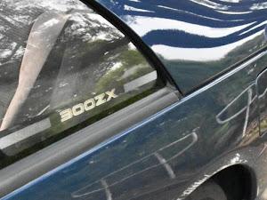 フェアレディZ GZ32 平成4年10月初度登録  300ZX2by2Tバールーフ  #TK3ダークブルーグラファイトパールのカスタム事例画像 🎼ショパン🎹さんの2019年11月10日22:01の投稿