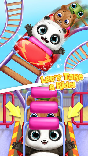 Panda Lu Fun Park - Carnival Rides & Pet Friends  screenshots 4