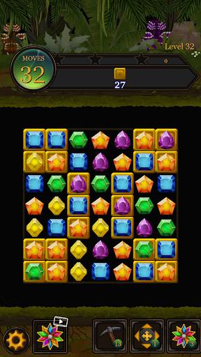 Secret Jungle Pop : Match 3 Jewels Puzzle 1.2.5 screenshots 6