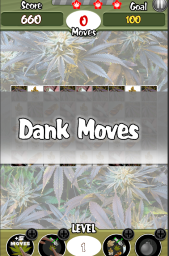 Cannabis Candy Match 3 Weed Game screenshot 4