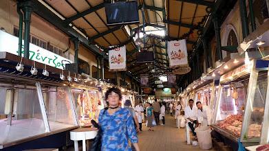 Photo: Meat Market Athinas Rd