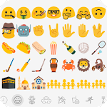New Emoji for Android 7.0 Icon