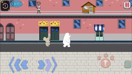 We Bare Bears Quest for NomNom apktram screenshots 15