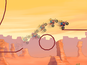 8 Bike Race Free - Top Free Game App screenshot