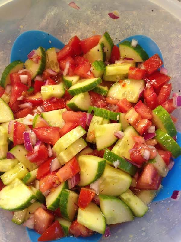 Cool Summer Salad Recipe