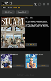 Stuart Magazine- screenshot thumbnail