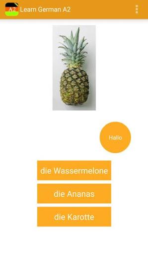 Learn German A2 Grammar Free