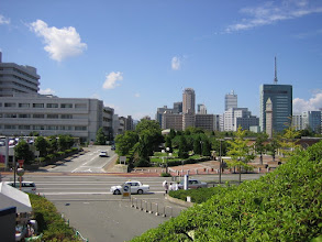 Photo: Fukuoka, Stadtteil Hawks Town