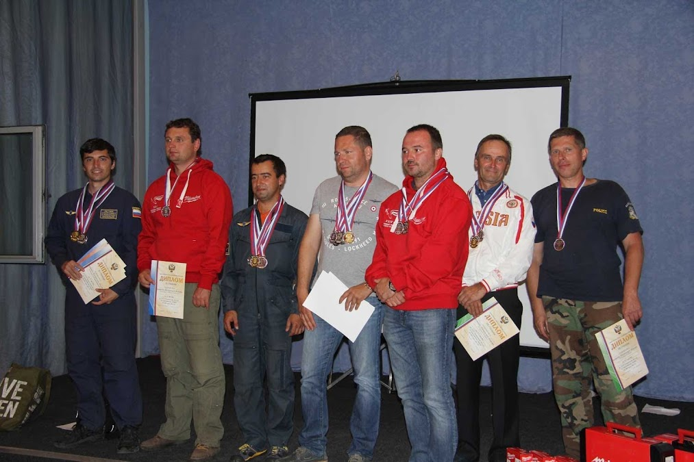 XXIV Чемпионат России