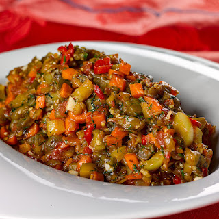 Vegetable Paste Recipes.