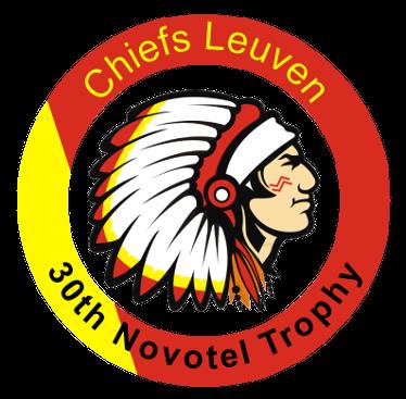 30ste editie Novotel Chiefs Trophy 2017-2018
