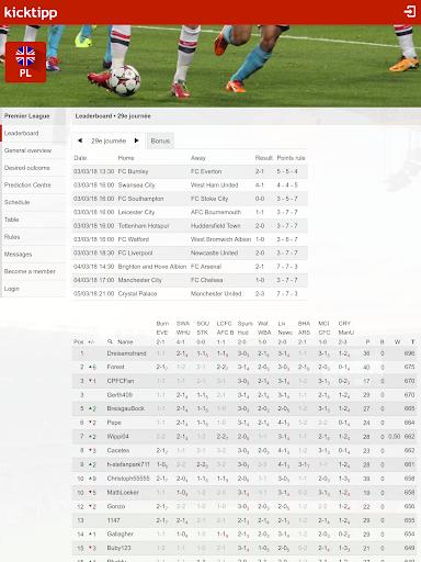 Kicktipp - Football predictor game and more  screenshots 14