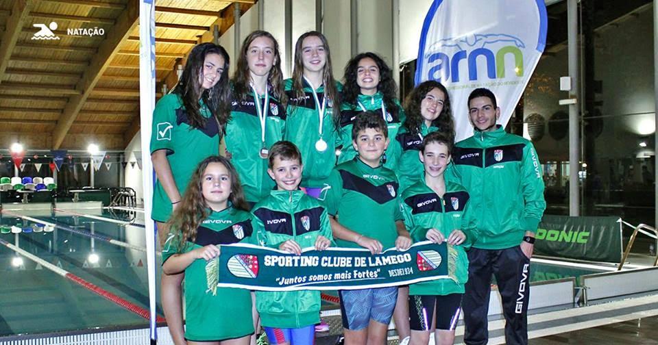 Natação - Sporting Clube de Lamego com nova conquista