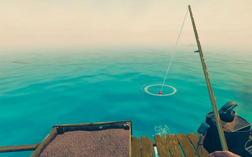 Shark vs Raft - náhled