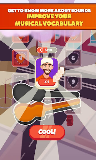 The Lost Guitar Pick android2mod screenshots 2