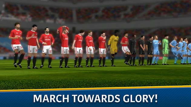 Όνειρο League Soccer 2017 από την First Touch APK screenshot thumbnail 4