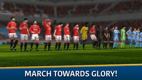 Screenshot 4 Dream League Soccer 2018 5.064 APK+DATA MOD