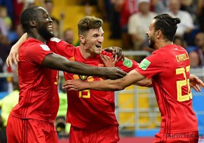 Benoît Poelvoorde trouve un point positif au France - Belgique de ce mardi