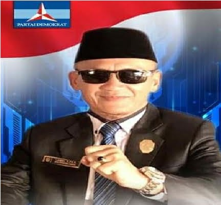 Lamri, SP.d. K Wakil Ketua DPRD Landak Tutup Usia