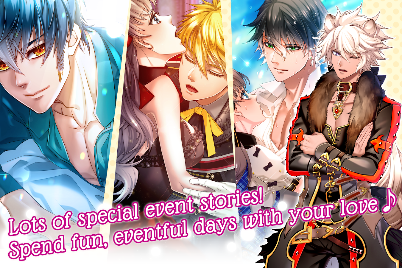 Free Apps   Shall we date? -Dating sim games