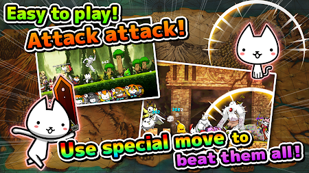 Cats the Commander APK screenshot thumbnail 2