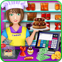 My Bakery Shop Cash Register icon