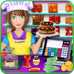 My Bakery Shop Cash Register Icon