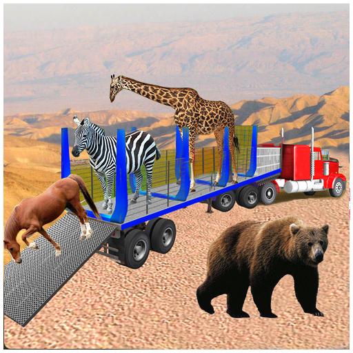 Jurassic Zoo Wild Animals Transport