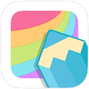 MediBang Colors coloring book APK Icon