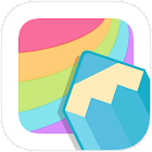 MediBang Colors coloring book icon