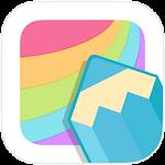 MediBang Colors coloring book Icon
