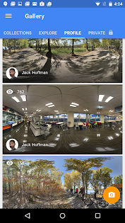 Google Street View app (apk) free download for Android/PC/Windows screenshot