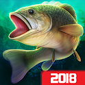 Real Reel Fishing Simulator : Ace Wild Catch 2018 icon
