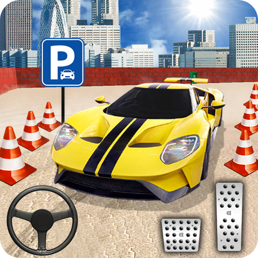 Us Smart Car Parking City Park Adventure Icon