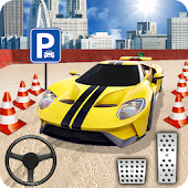 US Smart Car Parking 3D - City Car Park Adventure Icon