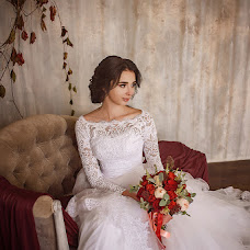 Wedding photographer Olga Akinshina (OlgaWed). Photo of 25.11.2017