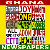All Ghana Newspapers