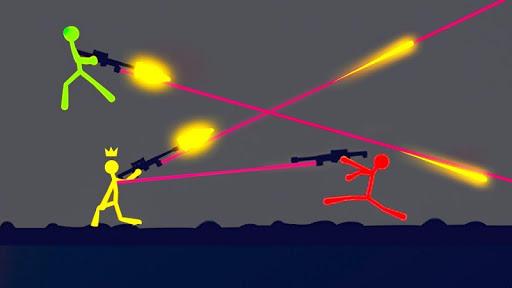 Stick Fight The Best Game Stickman Fight Warriors!