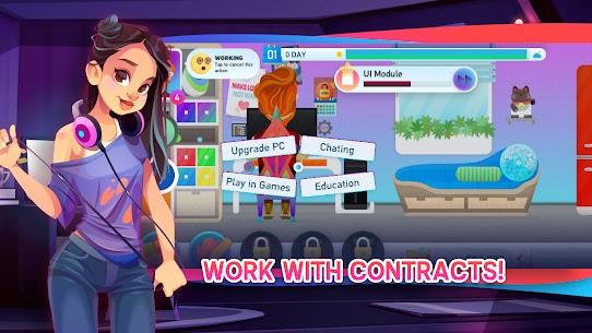 Freelancer 2: Idle gamedev life simulator [VIP] 3