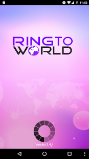 RingtoWorld- screenshot thumbnail