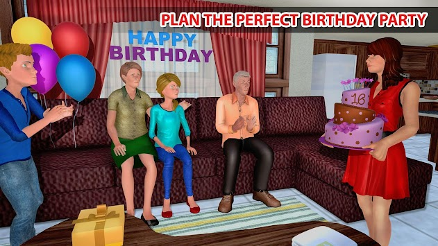 Virtual Step Mother Home Adventure Family Games