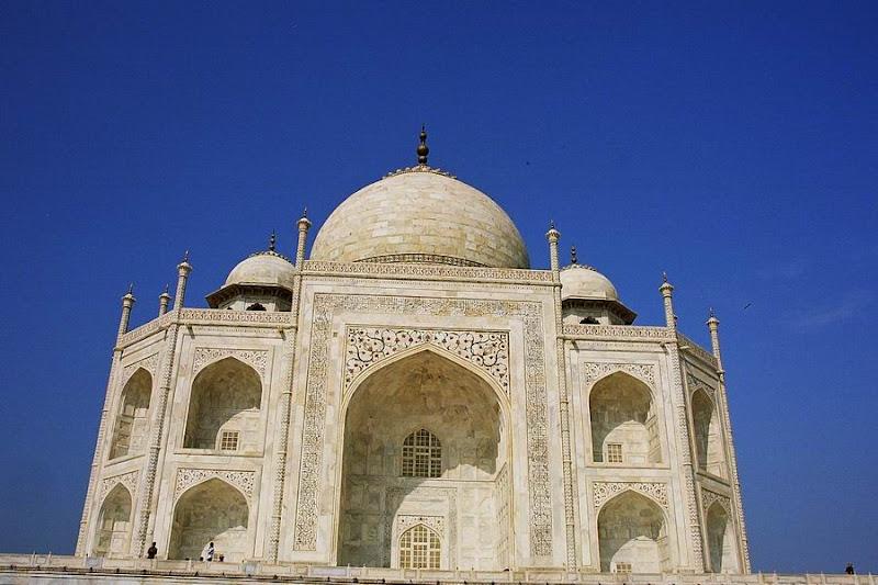 Photo: #189-Le Taj Mahal à Agra