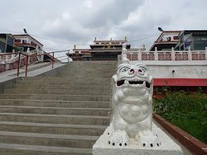Photo: Budhistický chrám Bakula Rinpoche v Ulanbátaru