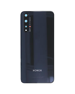 Honor 20 Back Cover Black
