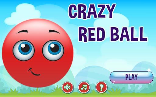 Crazy Red Ball 4