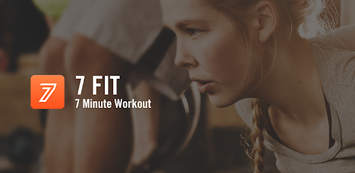 7 FIT - 7 Minute Workout app (apk) free download for Android/PC/Windows screenshot